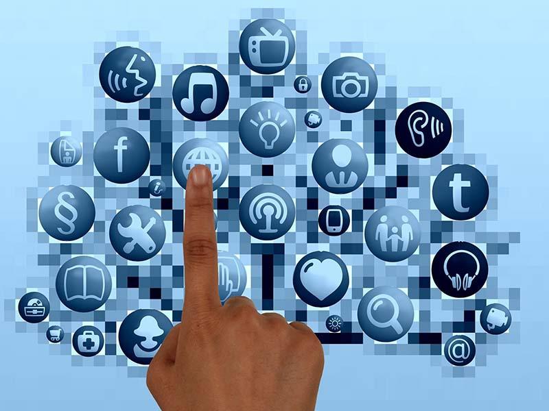 Plataformas sociales para la información y el entretenimiento