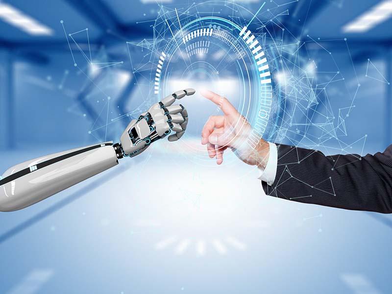 Proceso de digitalización de empresas andaluzas